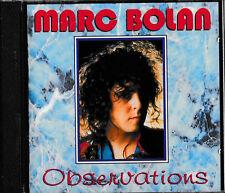 MARC BOLAN - Observations / CD / NEU+OVP-SEALED!