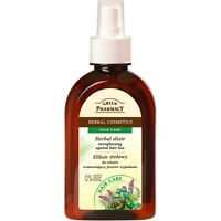GREEN PHARMACY HERBAL ELIXIR CONDITIONER FOR DAMAGED BRITTLE DYED HAIR