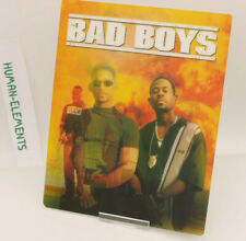 BAD BOYS - Lenticular 3D Flip Magnet Cover FOR bluray steelbook