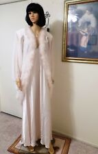 """JONQUIL by DIANE SAMANDI Neiman-Marcus BRIDAL Peignoir Set """"ESTELLE"""" size Large"""