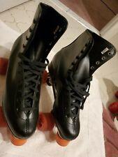 Roller Derby Roller Skates No.982 - Women's Size 7 - Black -  Excellent Con