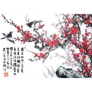 1000Piece Jigsaw Puzzle Plum blossoms PK1000-3167