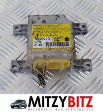 MITSUBISHI SHOGUN PININ SRS DIAGNOSIS CONTROL UNIT AIRBAG ECU MR530940