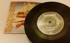 "Iron Maiden - The Clairvoyant - 7"" - Reissue - 2564624840 - Mint"