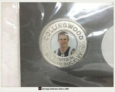 2004 Adelaide Advertiser AFL Captains Medallion No4 Nathan Buckley (Collingwood)