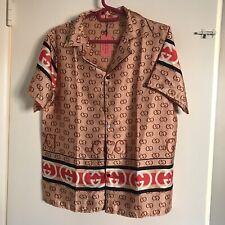 Womens Satin/Silk Pajamas - PJ Set Top and Bottom