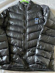Men's Nike Down Jacket - Black - Size L - 049
