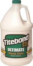 NEW TITEBOND III 1416 GALLON WATERPROOF ULTIMATE WOOD GLUE SALE 6200521