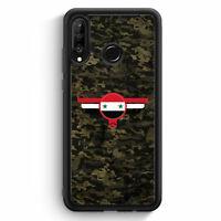 Syrien Syria Camouflage Huawei P30 Lite Silikon Hülle Motiv Design Militär Mi...