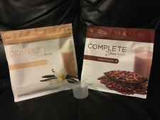 NEW JUICE PLUS VANILLA & CHOCOLATE SHAKES WEIGHT LOSS 562.5G BAGS WITH SCOOP