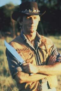 The Outback Bowie Knife Handmade Crocodile Dundee Bowie knife With High Quality