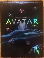 Avatar (Extended Blu-ray, Collector's Edition)