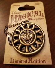 Disney Magical Timepieces Pin 2017 Alice in Wonderland White Rabbit Pocket Watch
