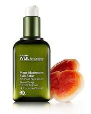 NEW Dr. Andrew Weil For Origins Mega-mushroom Skin Relief Advanced Serum 1.7oz