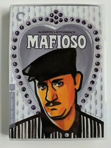 Mafioso Criterion Collection Special Edition DVD LIKE NEW OOP