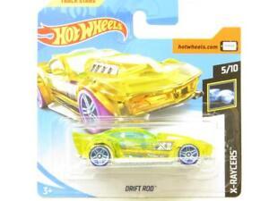 Hotwheels 2018 Drift Rod X-Raycers 177/365 Short Card 1 64 Scale Sealed New