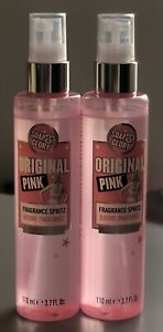 Soap and & Glory ORIGINAL PINK Fragrance Spritz (Body Spray) 110ML - 2 PACK
