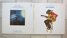 "Jimi HENDRIX LP SOUND TRACK Recordings from the film ""Jimi Hendrix"" REP 64 017"