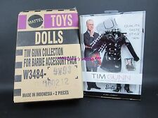 TIM GUNN COLLECTION Barbie Doll Accessory Pack Fashion Outfit W3484 SHIPPER
