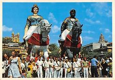 B99334 agosto messinese mata e grifone italy  types ethnics folklore