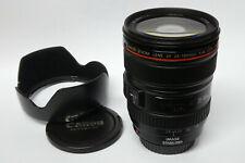 Canon EF 24-105 mm / 4,0 L IS USM  Objektiv für Canon EOS gebraucht (3)