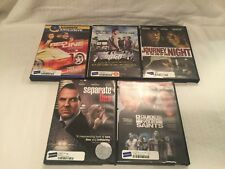 DVD Lot of 5 Rental Movies Five Different Films Red Line Dane Cook        DVDL10