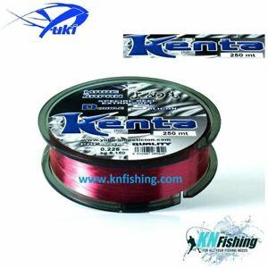 "YUKI ""KENTA"" Line 250m 1000m (0.128mm-0.40mm) Surfcasting Long Cast Top Quality"