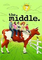 The Middle (2009): Season 7 (Seventh Season) (3 Disc) DVD NEW
