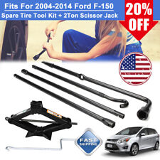 2021 New Jack And Extension Lug Wrench Spare Tire Tools Kit For 04 14 Ford F150 Fits Ford