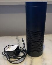 Amazon Echo Plus (1st Generation) Alexa Smart Speaker, Black, SK705DI