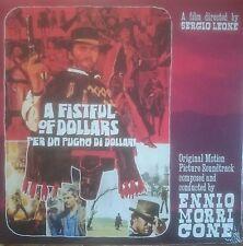 """Ennio Morricone – A Fistful Of Dollars OST 10"""" GDM Spaghetti Western"""