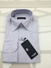 Daniel Russo Collection Milano Shirt Size M Style DB360 Colour Ecru