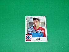 PANINI FOOTBALL FOOT 90 N°60 ERIC PEAN SMC STADE MALHERBE CAEN 1989-1990