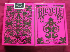 1 deck BICYCLE NAUTIC BACK Playing Cards in PINK S1031283605