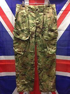 Genuine British Army Surplus Multicam MTP Combat Trousers PCS Grade 1 & NEW