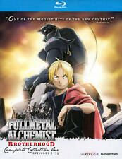 Fullmetal Alchemist: Brotherhood - First Collection 1 One (Blu-ray Disc) - Used
