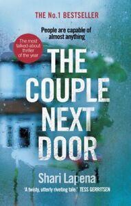 The Couple Next Door-Shari Lapena, 9780552173148