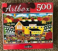 """ARTBOX 500 Piece Puzzle - """"Sweet n' Sticky Honey Farm - NEW"""