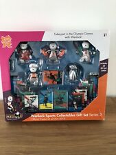 London Olympics 2012 Wenlock Sports Collectable Gift Set Series 2 Used