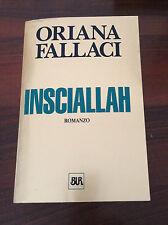 INSCIALLAH - ORIANA FALLACI - 2004  L40