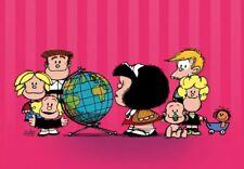ebooks Mafalda, The Mafalda movie. Animated Series