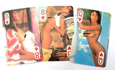 Playing Cards Nude Females