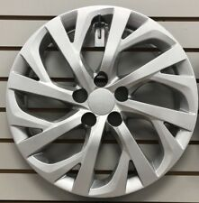 "NEW 2017 2018 TOYOTA COROLLA 16"" SILVER Hubcap Wheelcover"