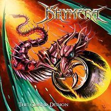 KHYMERA - THE GRAND DESIGN * NEW CD