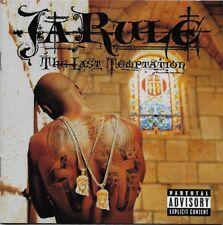 The Last Temptation [PA] by Ja Rule CD Nov-2002 Def Jam USA