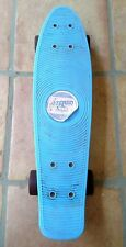blue stereo skateboard Penny Style