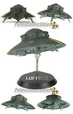 LUFT-X LUFT010 German Luftwaffe Experimental Aircraft Haunebu Flying Saucer 72nd