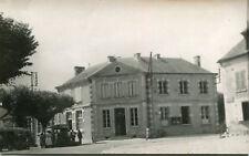SAVIGNY EN SANCERRE LOT 2 Carte PHoto coeur de village MArché Hôtel Boule d'Or