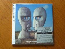 Pink Floyd: Division Bell Japan CD Mini-LP MHCP-688 w/Sticker M (david gilmour Q