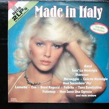 MADE IN ITALY - TOP HITS AUS ITALIEN   -  2 LP